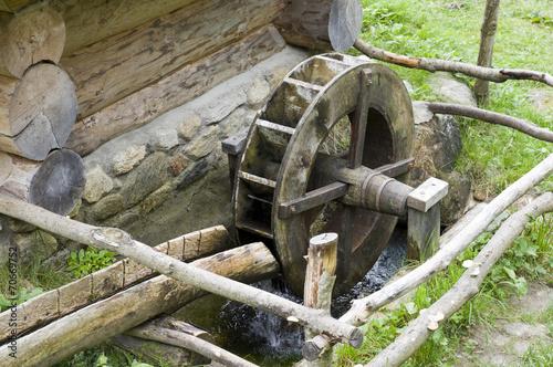 Poster Molens alps mill