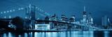 Fototapeta Nowy Jork - Manhattan Downtown