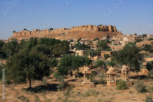 Poster Maroc Jaisalmer