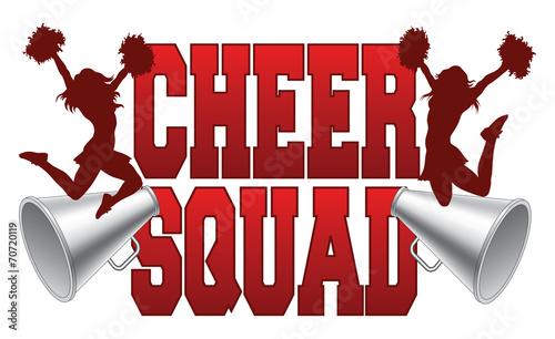 Fotografía Cheer Squad