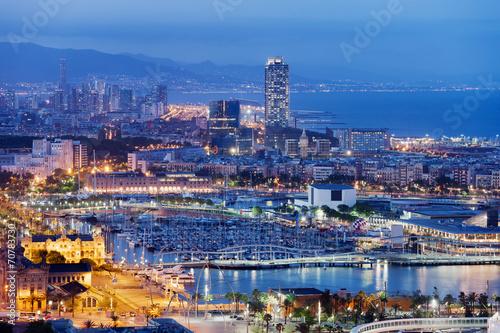 barcelona-grod-noca