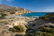 One of many beaches on the southern coast of Crete, Greece.