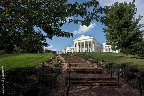 Fotografie, Obraz  State Capital of Virginia.