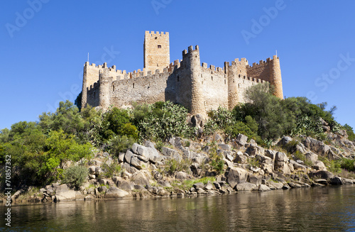 Almorol Castle Tablou Canvas