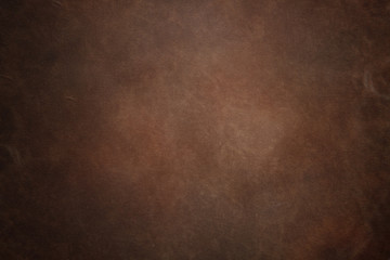 Ancient leather sofa texture