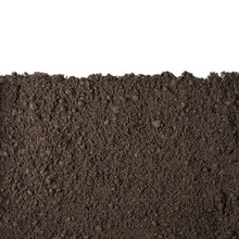 Soil Section Texture Isolated ...