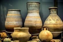 Historical Egyptian Pottery