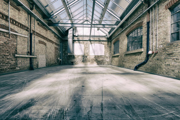 Fototapetaalte industriehalle 4