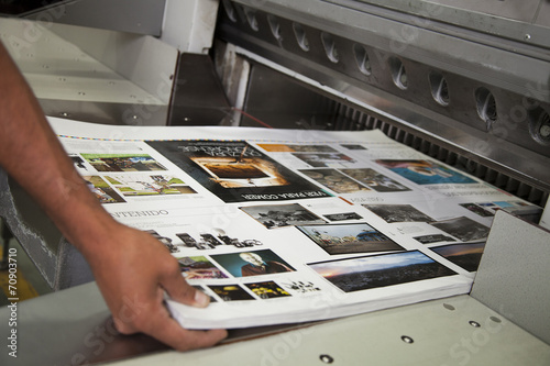 Printing processes Poster