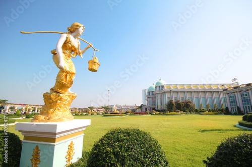 Foto op Plexiglas Kiev Baan Sukhawadee, Sukhawadee house