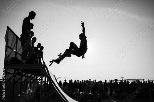 Fotografía Saltar