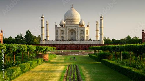 Obraz na plátně  Taj Mahal