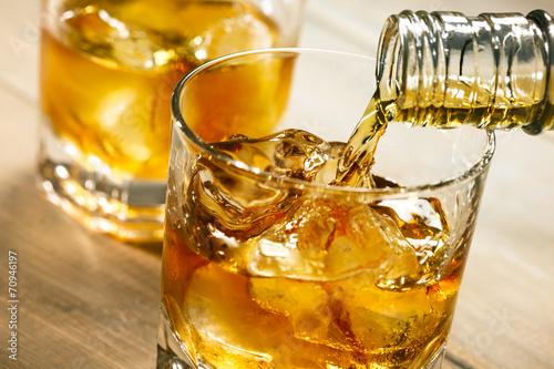 Fotografia ウイスキー whisky