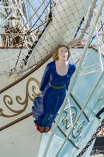 Sailing Ship Figurehead