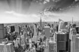 Piękna panorama Nowego Jorku