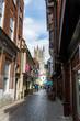 Looking back at Canterbury Cathedral
