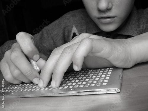 Valokuva  Braille