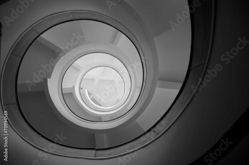 Papiers peints Escalier лестница