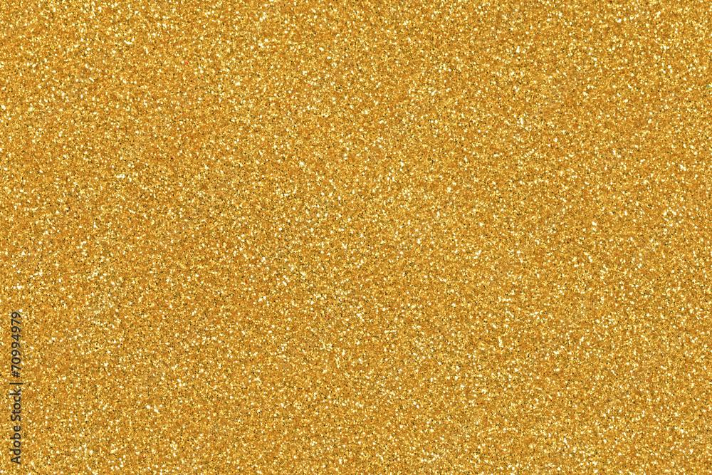 Fototapety, obrazy: fond paillette doré