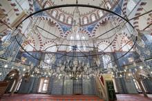 Rustem Pasa Mosque, Istanbul, ...