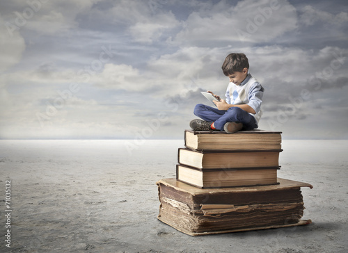Education Fototapet