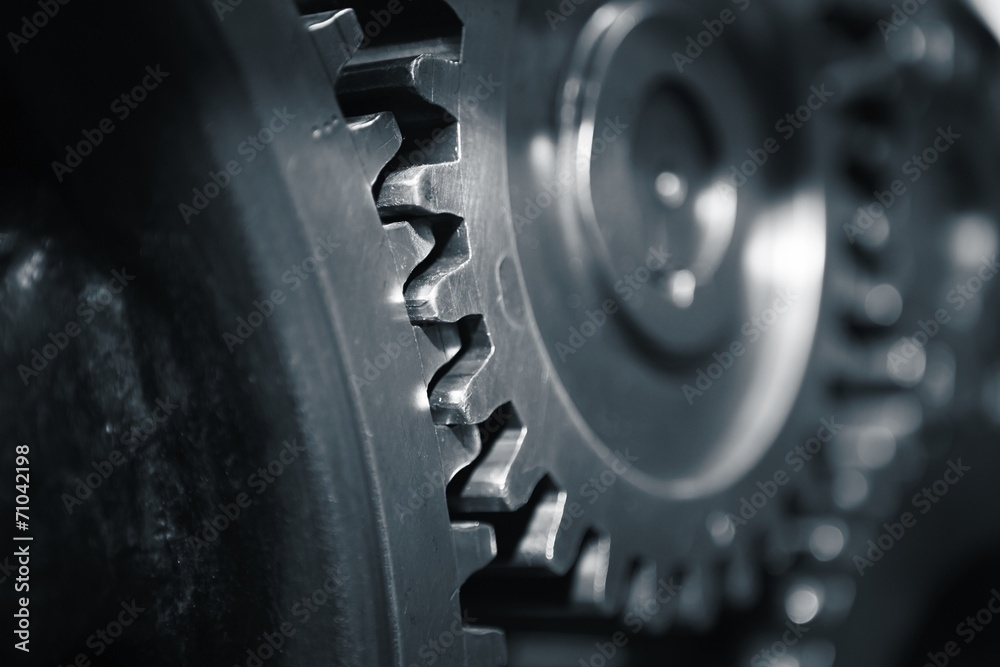 Fototapeta Cog wheels