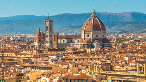 Papiers peints Florence Historic City Centre of Florence