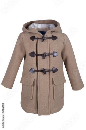 Fotografie, Tablou  Children's warm coat.