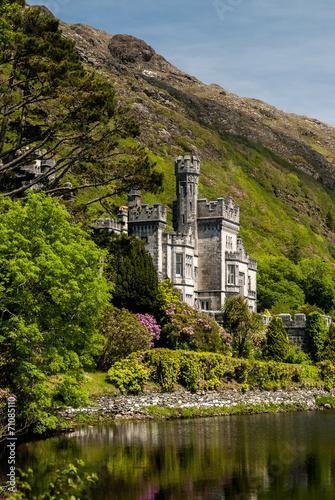 Fototapeta Kylemore Abbey Ireland