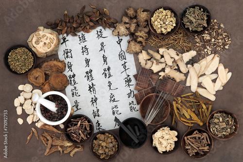 Valokuva  Chinese Alternative Medicine