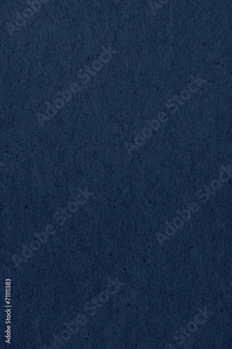 Fotografia, Obraz  Recycle Navy Blue Kraft Paper Coarse Grunge Texture