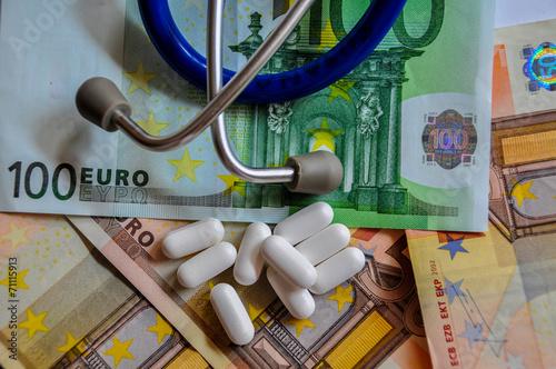 Fotografie, Obraz  Cuidado de la salud