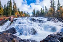 Cameron River Falls