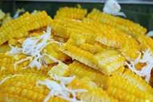 Thailand Dessert - Banana , Pumpkins, Corn, Soybeans, Sweet Dump