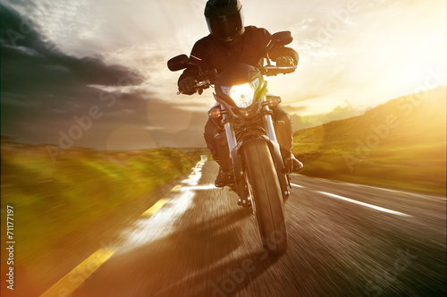 Foto  Motorbike