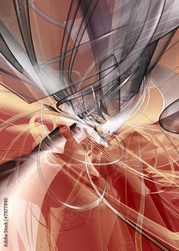 abstrakcyjna-ilustracja-trojwymiarowe-kable-elektryczne