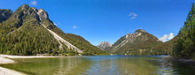 Panorama Lago Del Predil / Fri...