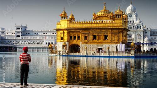Valokuva  golden temple