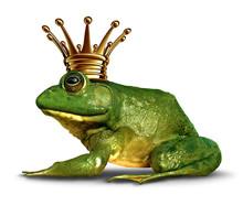 Frog Prince Side View