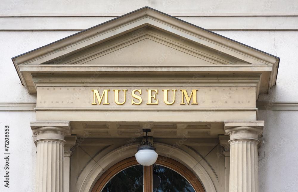 Valokuva  Museum Entry