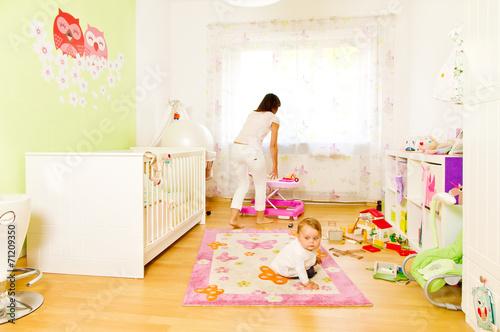 Foto  Im Kinderzimmer - Children´s room