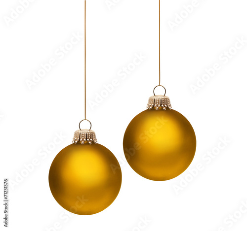 Goldene Weihnachtskugeln.Goldene Weihnachtskugeln Buy This Stock Photo And Explore Similar
