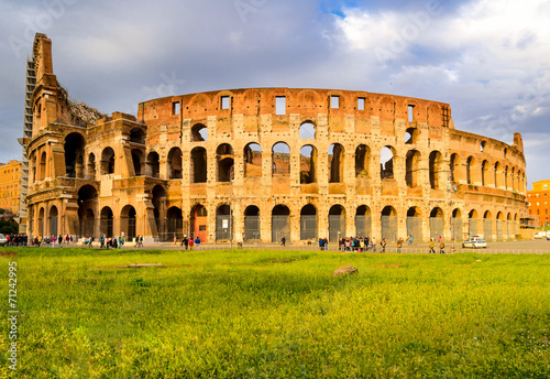 Photo  Colosseum