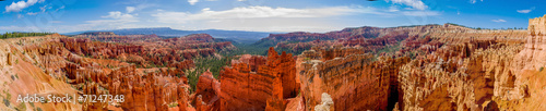 Foto bryce canyon national park utah
