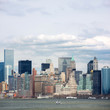 Lower Manhattan downtown