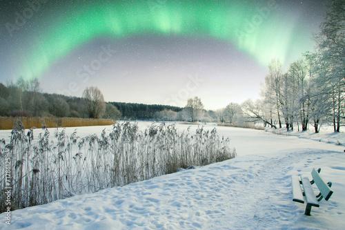 Fotografia, Obraz  Northern Lights.