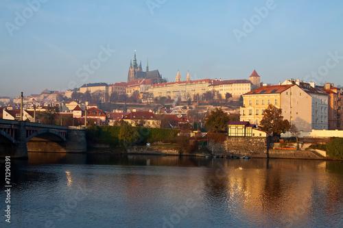 Foto  View of Prague Castle