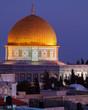 Al-Aqsa Mosque at Night, Jerusalem, Israel