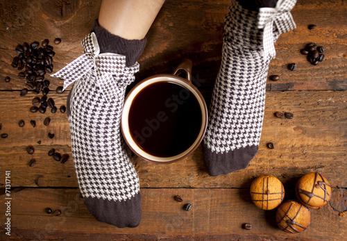 Coffee Dreams фототапет