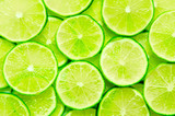 Fototapeta Panele - Lime Background